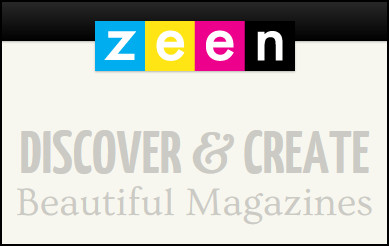 Zeen Magazines publishing